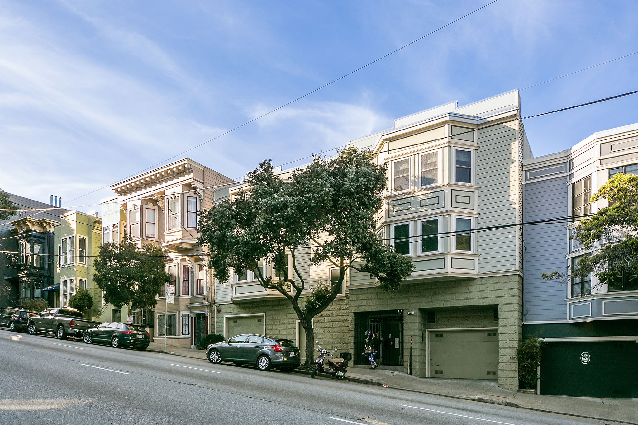 SF Home - Outdoor view