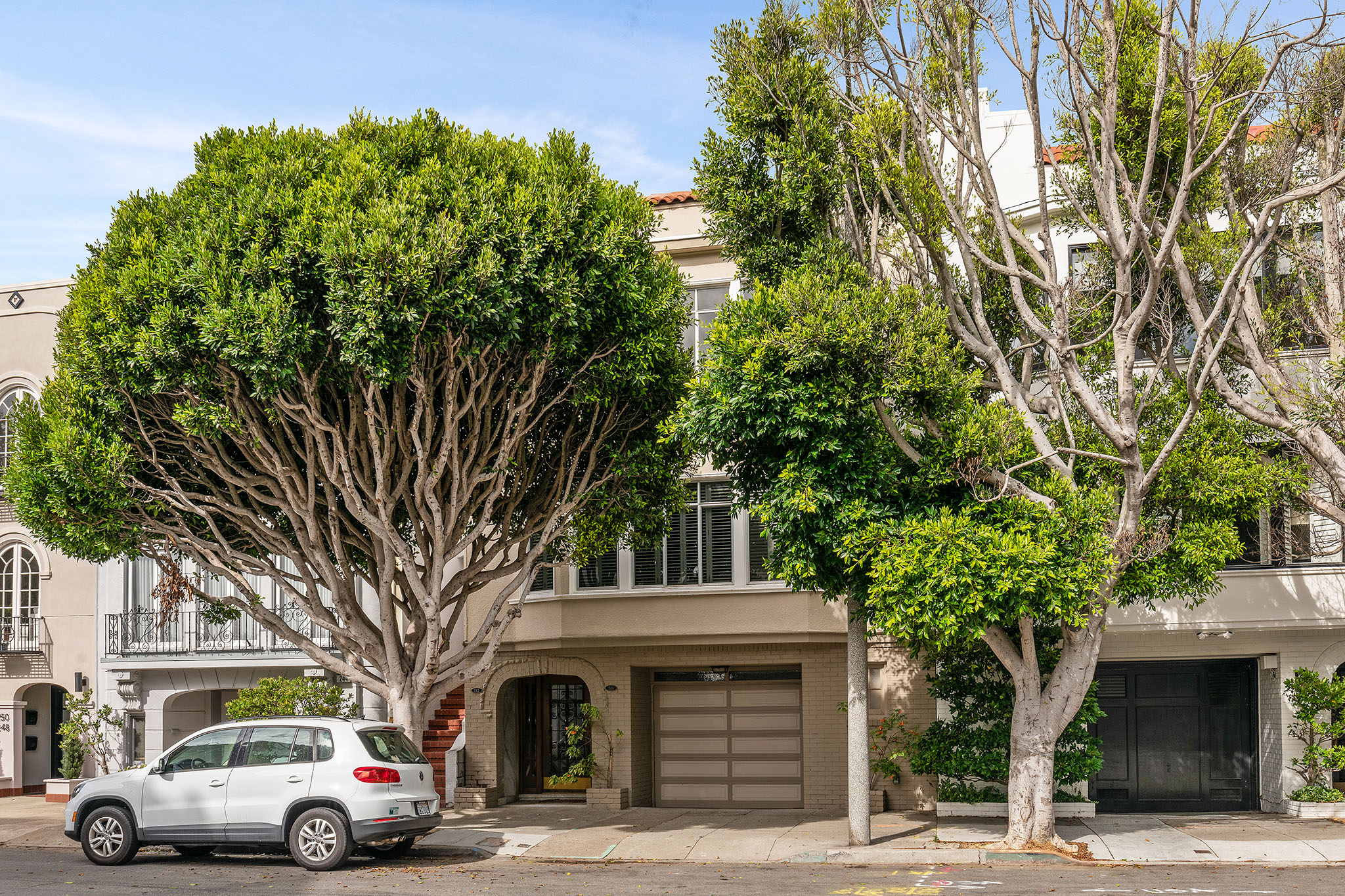 sf home for sale - street view