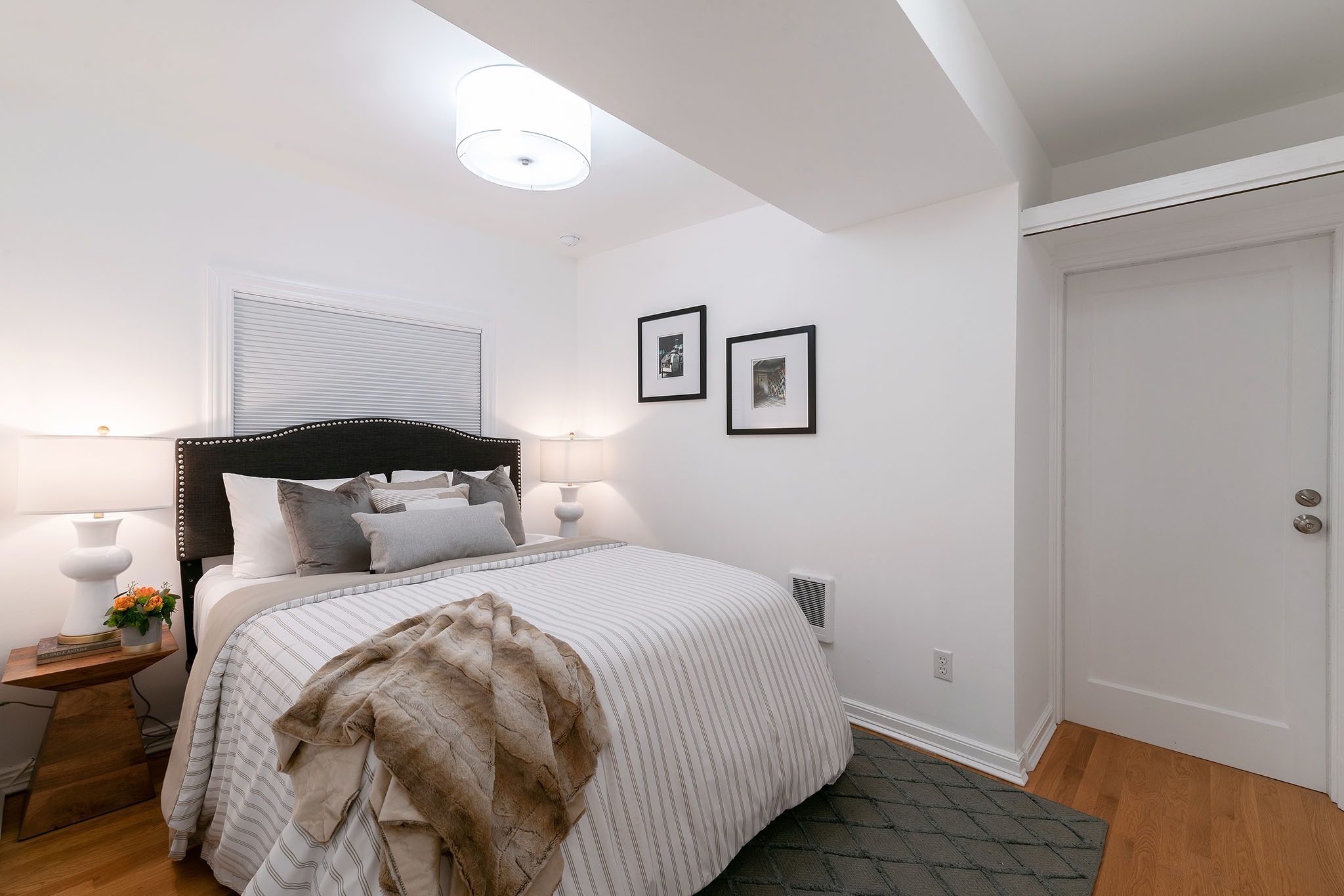 Different view of bedroom - SF home