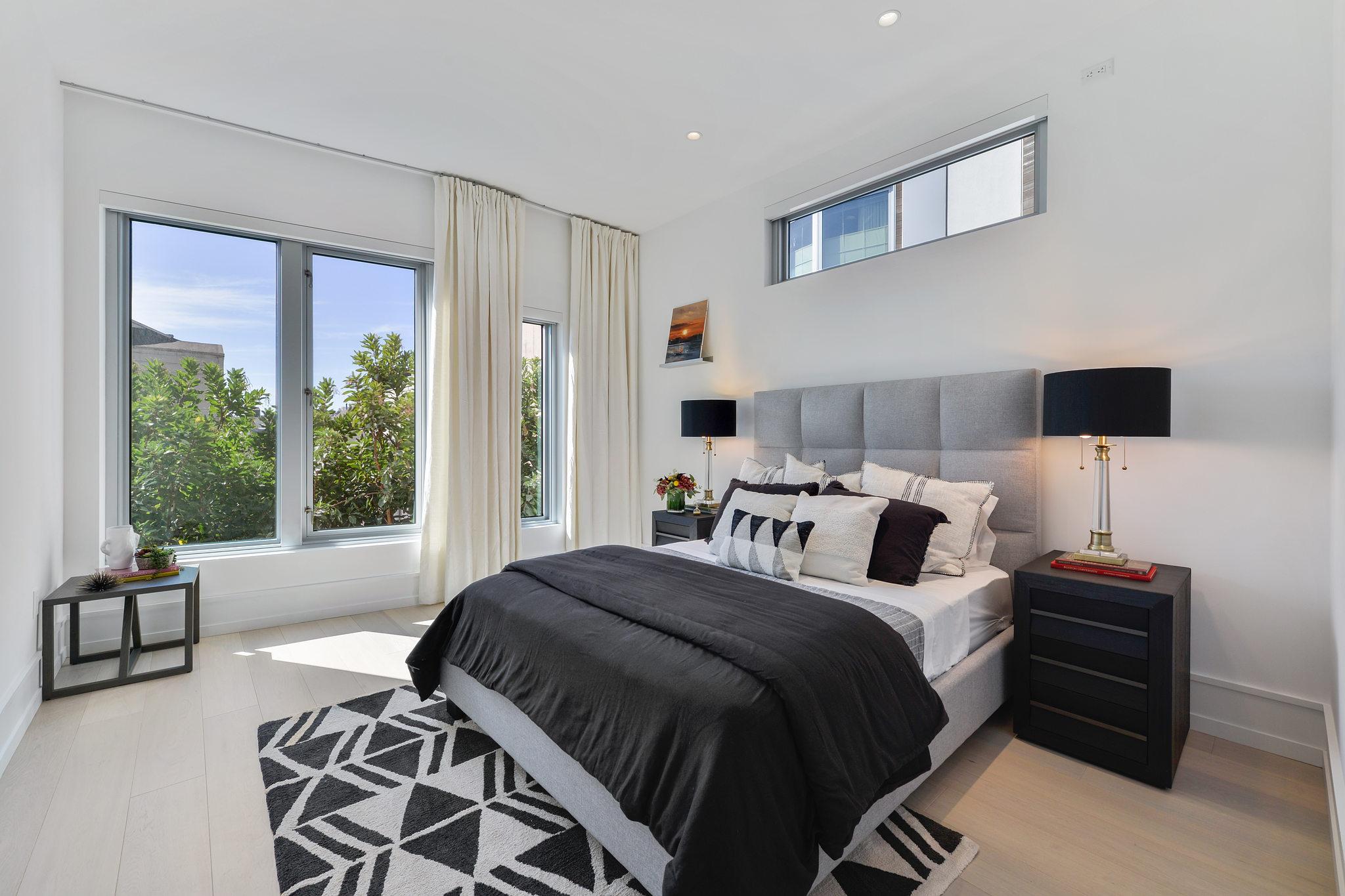 San Francisco - Bedroom