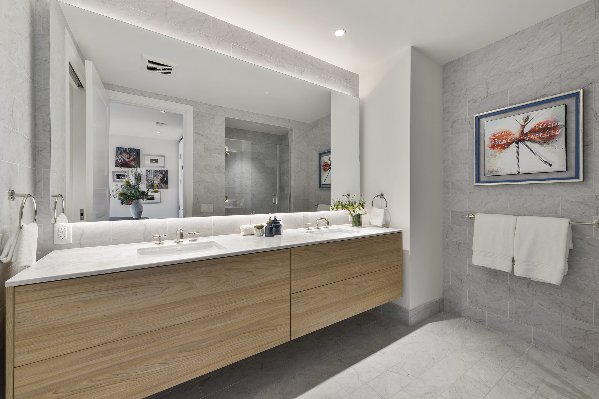 San Francisco Luxury Home - Bathroom
