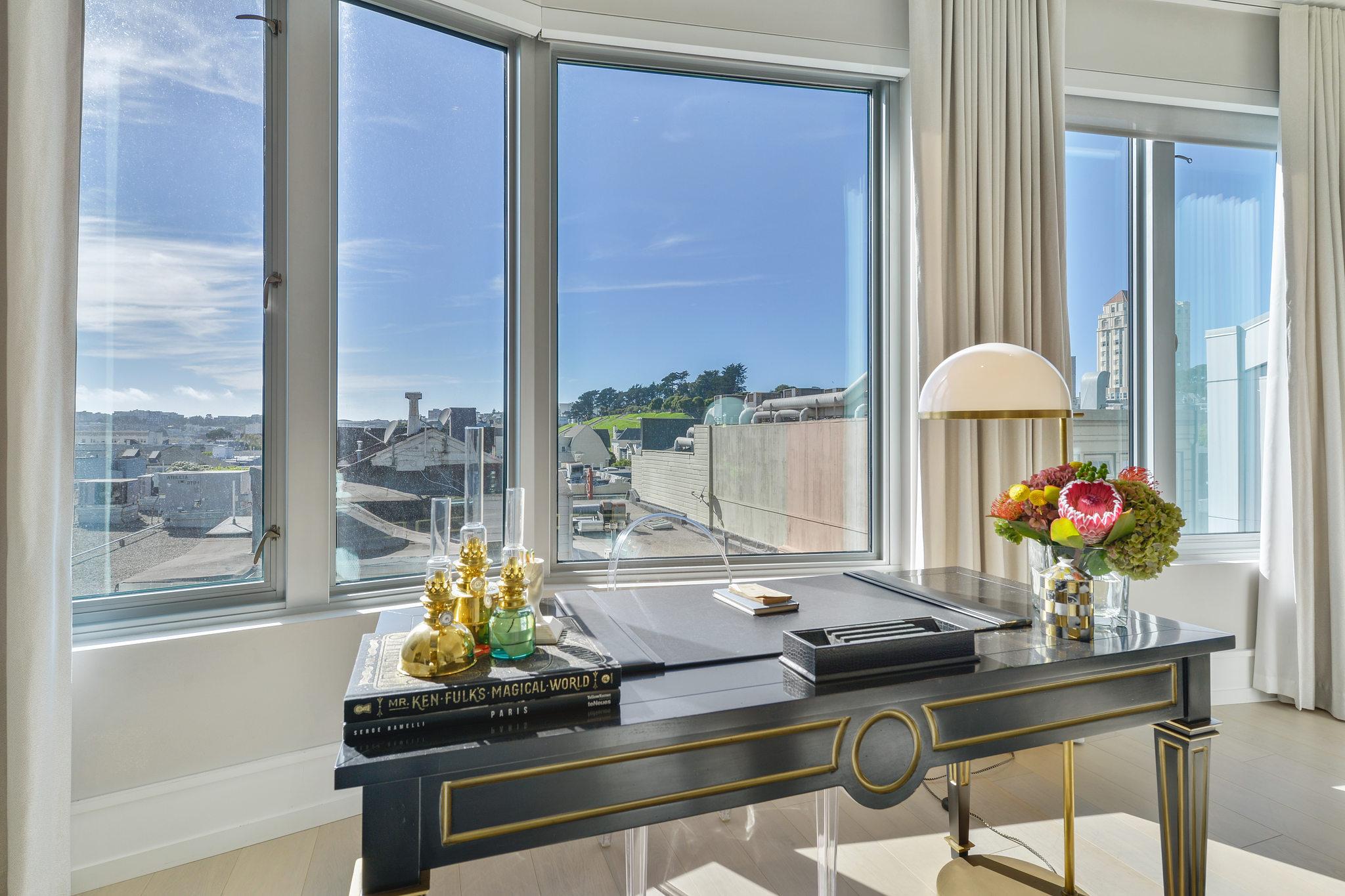 SF Homes - Window view