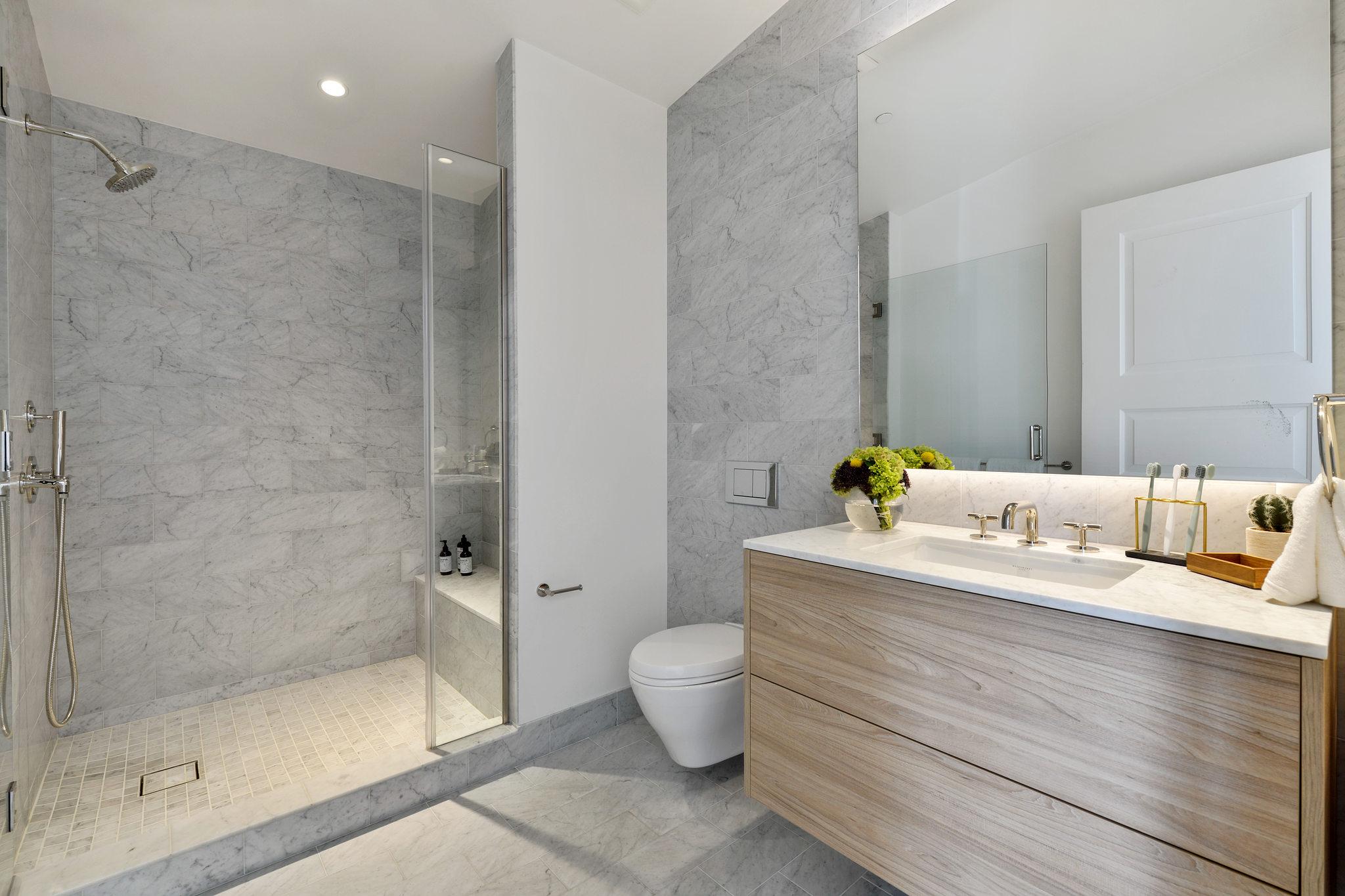 SF Luxury Home Bathroom