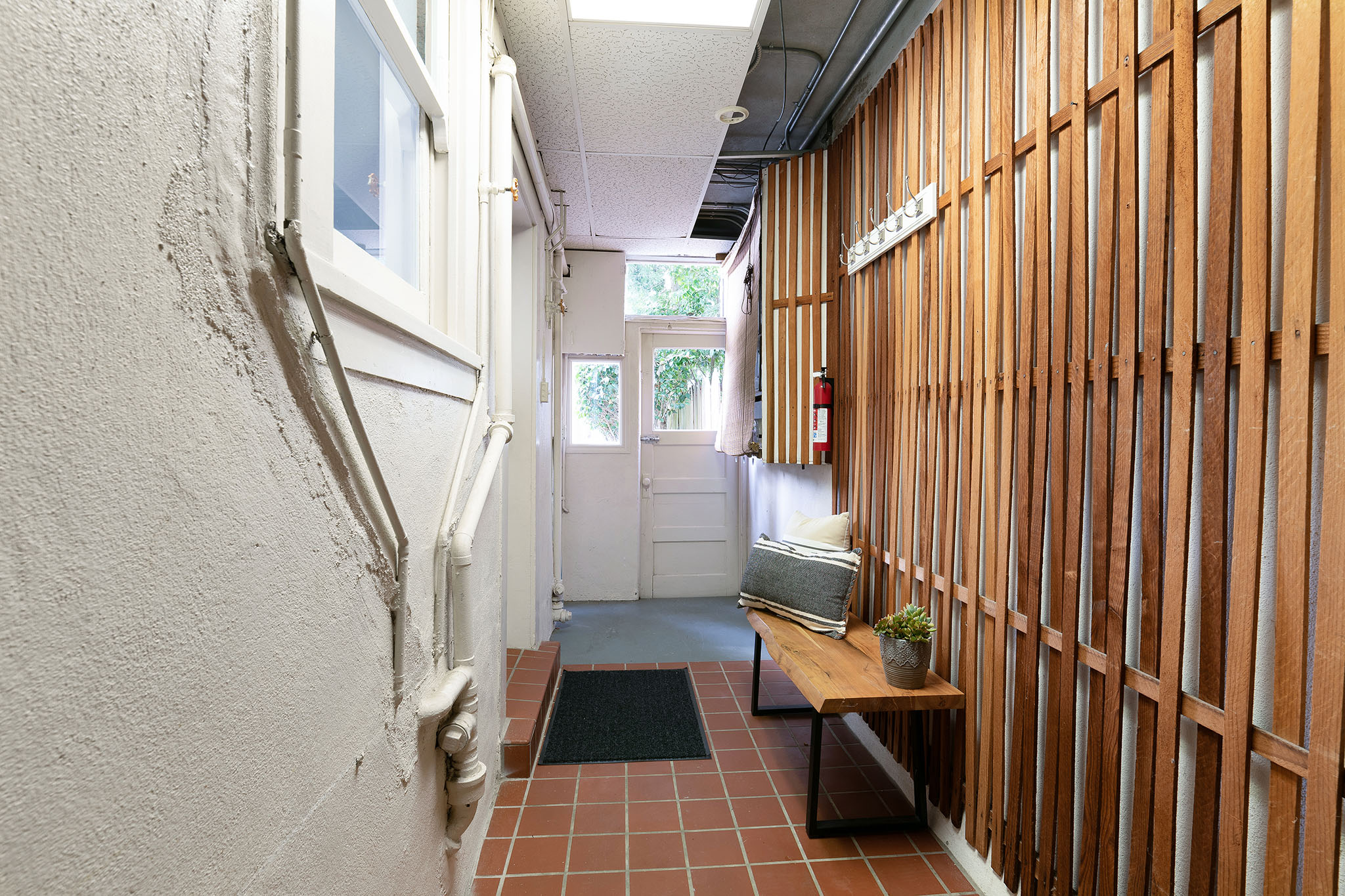 SF Home - Entry way