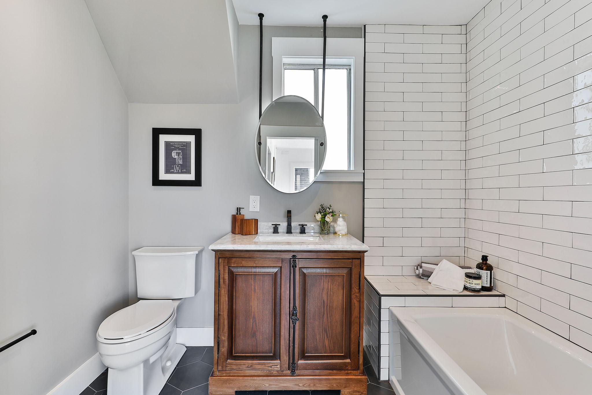 San Francisco Real Estate - Full Bathroom
