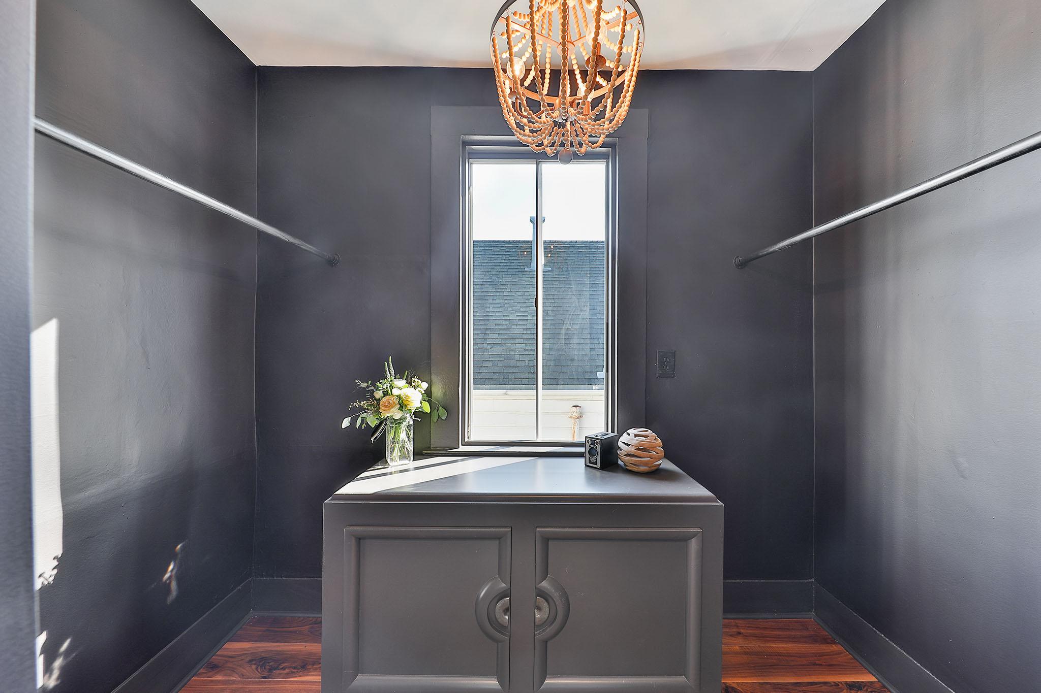 SF Home Gray Room