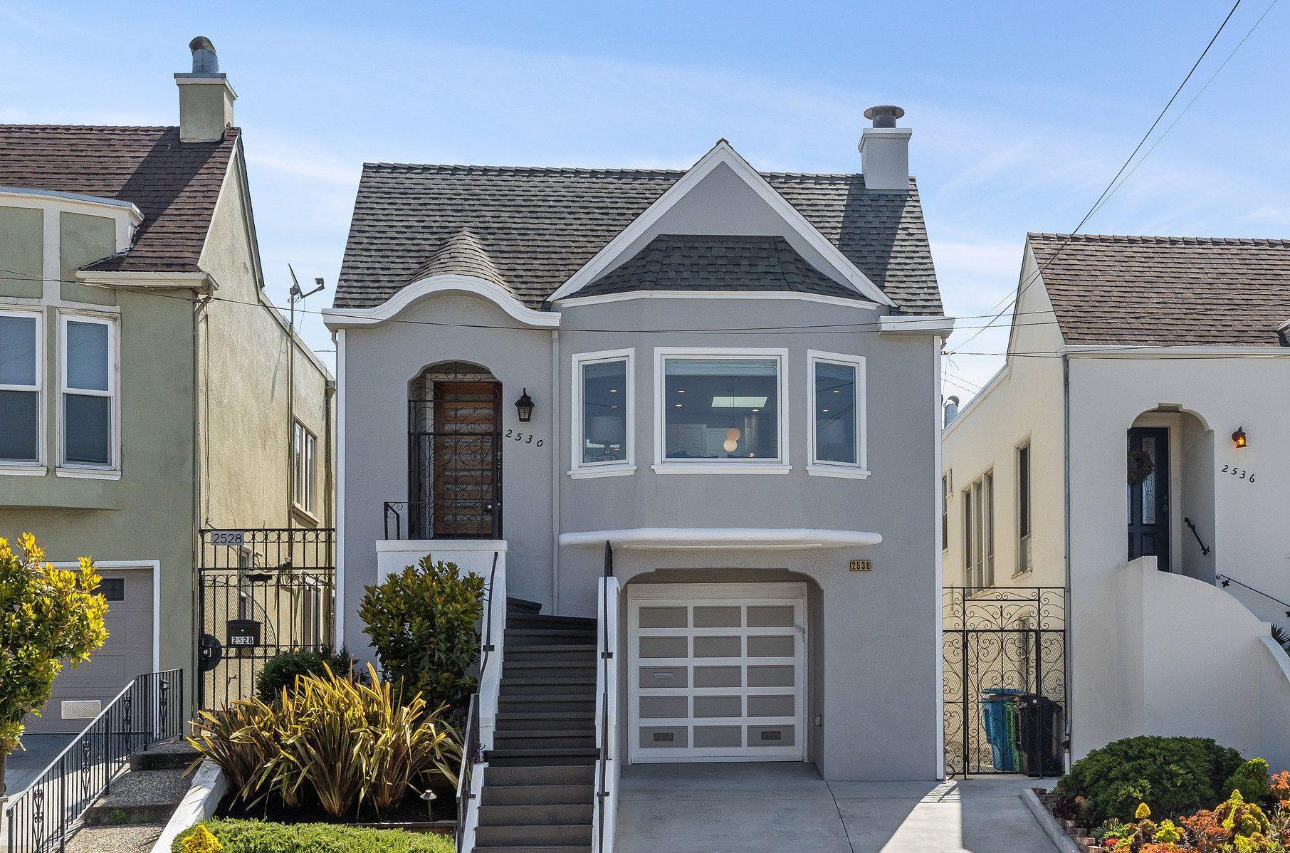 San Francisco Realtor   2540 16th Avenue