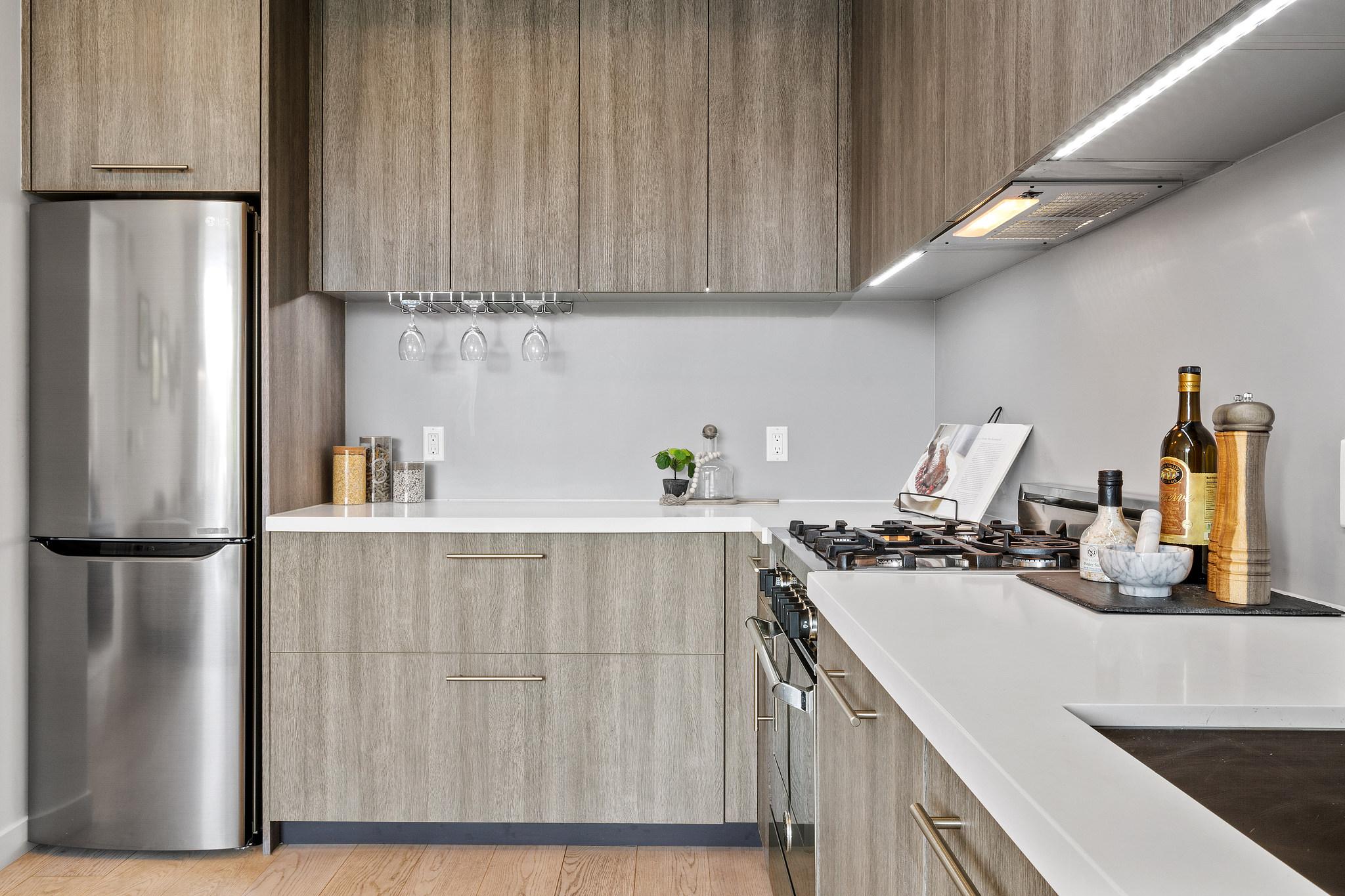 Modern Kitchen in SF