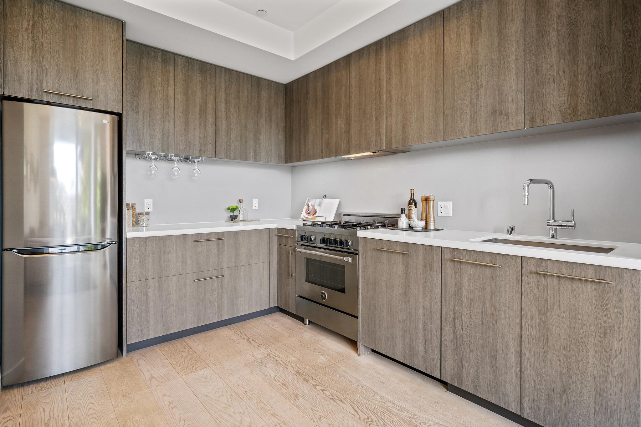 San Francisco Modern Kitchen